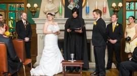 Imagen de la Semana: Boda con Temática de Harry Potter!