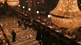 Video: Primer Vistazo al Interior del Banco Gringotts en el Callejón Diagon!