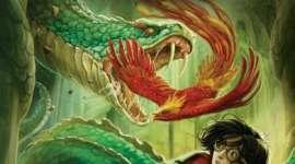 Revelada la Nueva Portada de 'Harry Potter y la Cámara Secreta' Ilustrada por Jonny Duddle