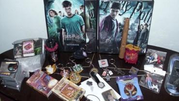 Mexicano entra a los Guinness Records con la Mayor Colección de Productos de Harry Potter