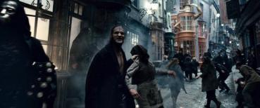 Actores de 'Harry Potter' Reaccionan en Twitter ante la Muerte de David Legeno