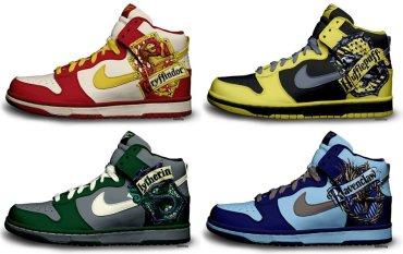 El Último Grito de la Moda: Zapatos de Harry Potter!