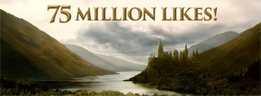 Video: Página de Harry Potter en Facebook Supera los 75 Millones de «Likes»