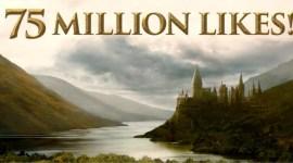 Video: Página de Harry Potter en Facebook Supera los 75 Millones de «Likes»