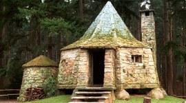 JK Rowling Construirá su Propia Cabaña de Hagrid en su Mansión de Killiechassie