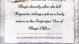 Nuevo «Truco» de Pottermore: Identidad Desconocida de una Misteriosa Bruja
