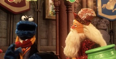 'Sesame Street' Parodia a Harry Potter con el Monstruo Come-Galletas