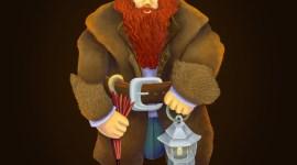 Fanart: Rubeus Hagrid