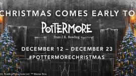 Pottermore Informa acerca de las «12 Nuevas Historias de Harry Potter» en Navidad