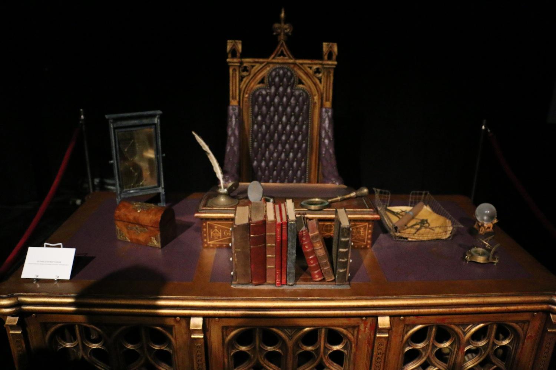 escritorio de dumbledore libros – Blog Hogwarts