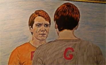 Feliz cumpleaños, George Weasley! Y recordando a Fred Weasley