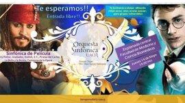 Próximo Concierto Benéfico en México con Música de Harry Potter