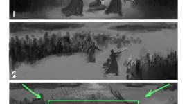 Pottermore Revela Boceto de Arte de 'Las Reliquias de la Muerte'