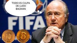 Humor: Ludo Bagman asesoraba a Blatter en la FIFA