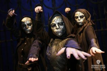 Tour de Harry Potter en Londres tendrá especial de Halloween
