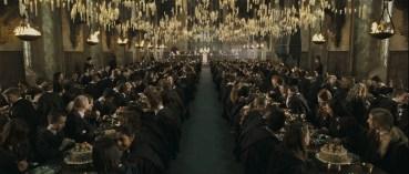 ¿Cenarás en el Gran Comedor?