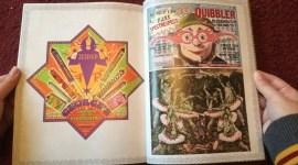 6 nuevas imágenes de Harry Potter: The Official Coloring Book