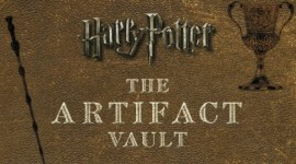 Nuevo libro Harry Potter: The Artifact Vault para 2016