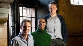 Fotos: Los actores que interpretarán a Harry, Ron y Hermione en Harry Potter and the Cursed Child