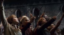 Fanáticos rinden tributo a Alan Rickman «alzando sus varitas»