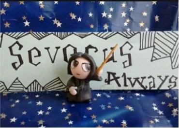 Tutorial: Aprende a hacer tu propio Severus Snape