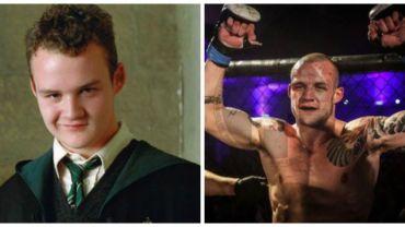 Actor que interpretó a Gregory Goyle debuta en las artes marciales mixtas