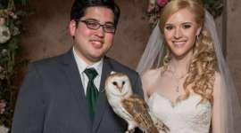 Esta boda temática de Harry Potter te hará feliz