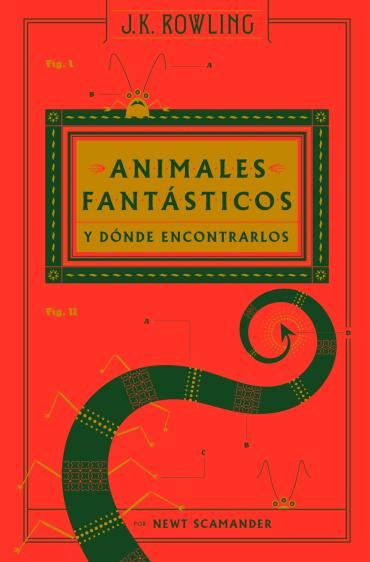 Mira las nuevas portadas de Animales Fantásticos, Quidditch a través de los tiempos y Los cuentos de Beedle el Bardo