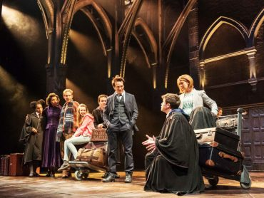 'Harry Potter and the Cursed Child' se estrenará en Broadway el 22 de abril de 2018