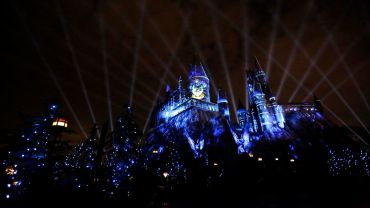 Parque de 'Harry Potter' en Hollywood contará con show de luces este verano