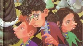 ¡Portadas de 'Harry Potter y la Piedra Filosofal' en diferentes idiomas!