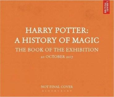 Bloomsbury anuncia 2 nuevos libros de Harry Potter para Octubre de 2017