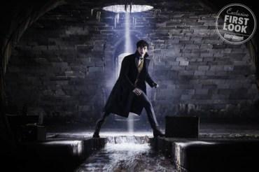 Primeras imágenes promocionales de 'Los Crímenes de Grindelwald'!
