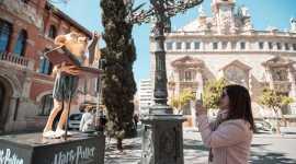 España: hoy empieza la exhibición sobre el mundo de Harry Potter en Valencia