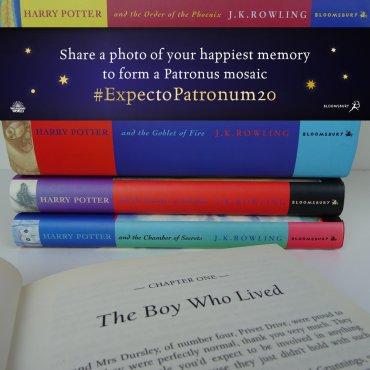 Harry Potter: proyecto Patronus #ExpectoPatronum20
