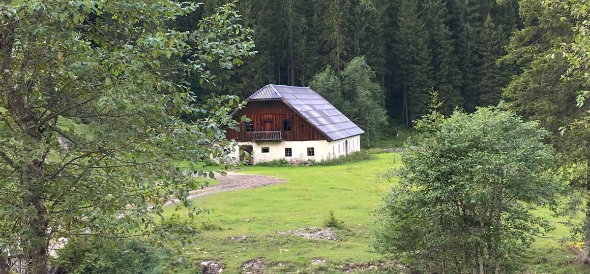 Auf zum Jägersee und Tappenkarsee - Zwei der schönsten Seen der Alpen blogHuette.at image 11