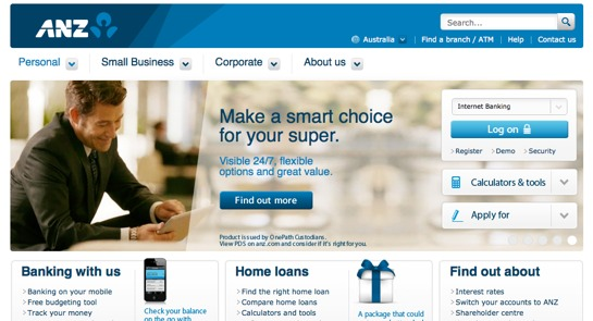 Anz Personal Online Banking Nz