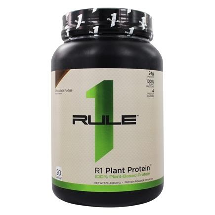 wisisisiis Rule 1 Plant Protein - test smaku