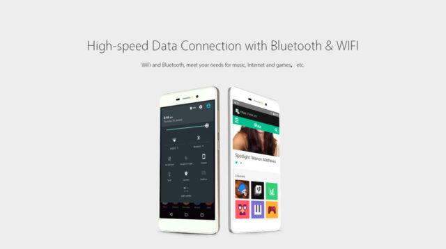 Bluboo Picasso 4G, lo smartphone più economico con funzioni 4G