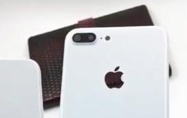 iPhone 7 Jet White, un video mostra come potrebbe essere