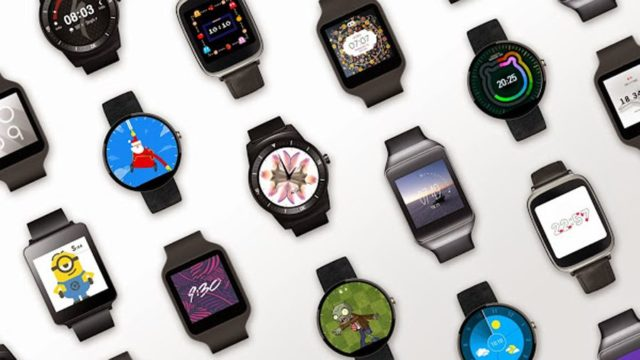 smartwatch con Android Wear 2.0