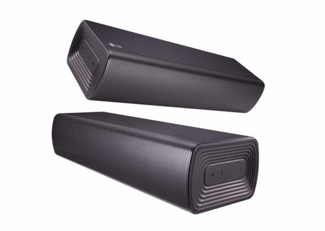 LG Audio Sj7