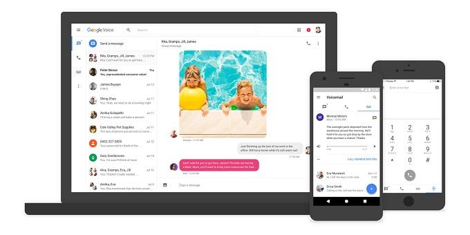 Google Voice si aggiorna con tante novità