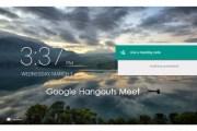 Google Hangouts Meet, arriva l'app per videoconferenze HD