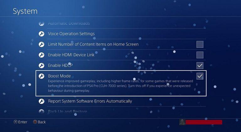 Aggiornamento Playstation 4 4.50