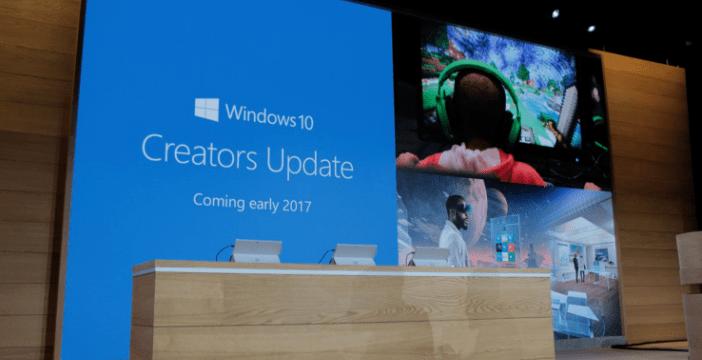 Windows 10 Creators Update uscirà il prossimo 11 aprile