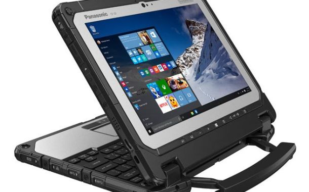 Panasonic Toughbook CF-3: super notebook rugged con Intel Core i5