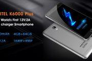 La prevendita di OUKITEL K6000 Plus inizierà il 5 aprile, lo smartphone più veloce della serie K