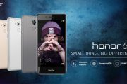 Uscita Honor 6C ufficiale in Italia: entry-level pronto a conquistarvi!