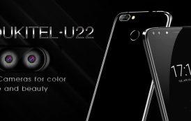 Oukitel U22, arriva il primo smartphone con 4 fotocamere
